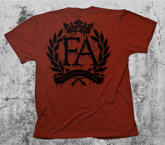 The Fool red t-shirt
