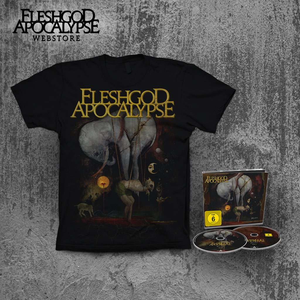VELENO BUNDLE (Veleno Cd-digi/Blu-ray + Veleno T-Shirt)