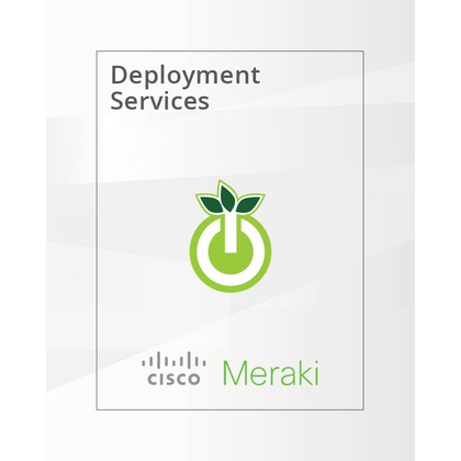 Cisco Meraki Deployment Services