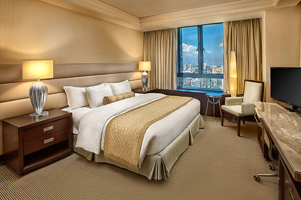 Premier Room with Set Breakfast Voucher (2 Nights or 2 Rooms)