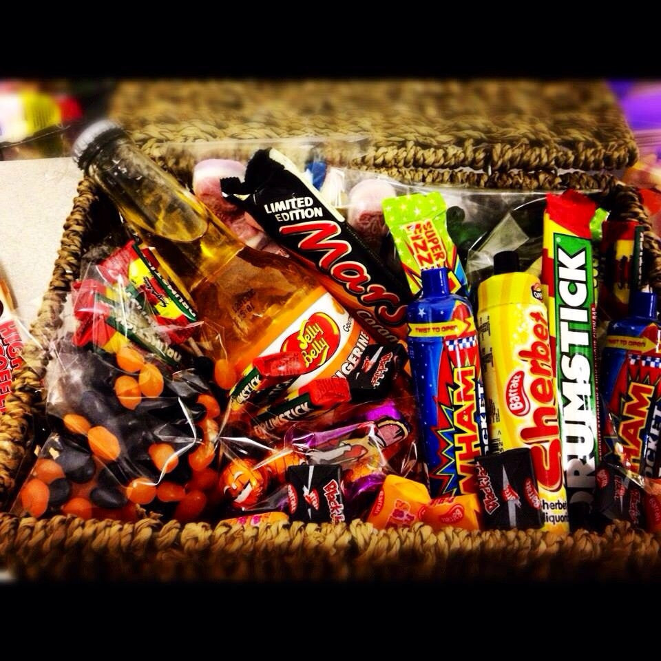 Sweetie Hamper Small