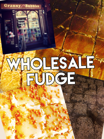 Gourmet Fudge 2 kg WHOLESALE