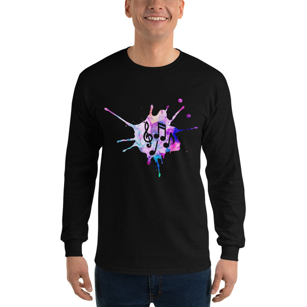 Long Sleeve Melon Music Shirt 7 Colors