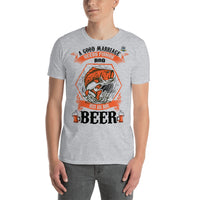 A Good Marriage Needs Beer T-Shirt 5 Colors