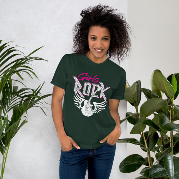 Girls Rock T-Shirt 14 Colors