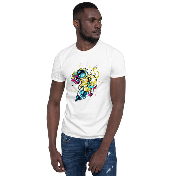 Rocket Naut T-Shirt 5 Colors