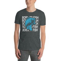 Born To Fish T-Shirt 3 Colors