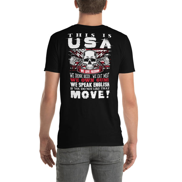 This Is USA  T-Shirt 3 Colors