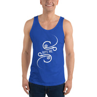 Bite Me Tank Top 8 Colors