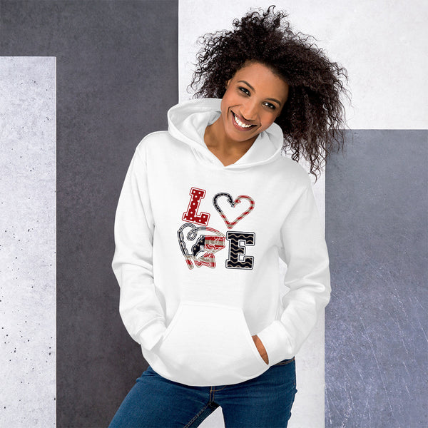Fishing Love  Hoodie 10 Colors