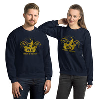 WTF And ECG Sweatshirt 9 Colors