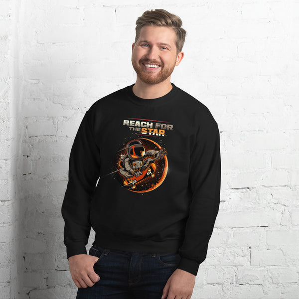 Reach For The Stars Sweatshirt 10 Colors