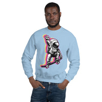 Skatenaut Sweatshirt 10 Colors