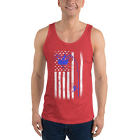 Fish Flag Tank Top 8 Colors