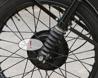 BMW R-35 Front Fork rubber