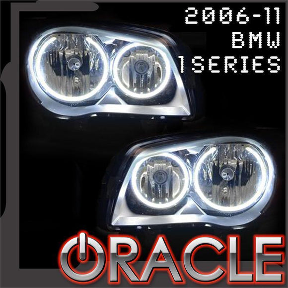 2006-2011 BMW 1 SERIES ORACLE HALO KIT-E81/E82/E87/E88