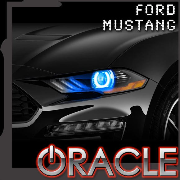 2018-2020 FORD MUSTANG V6/GT/SHELBY ORACLE LED HALO KIT