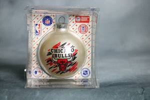 Chicago Bulls NBA Licensed Christmas Ornament Red | Pops Flea Market