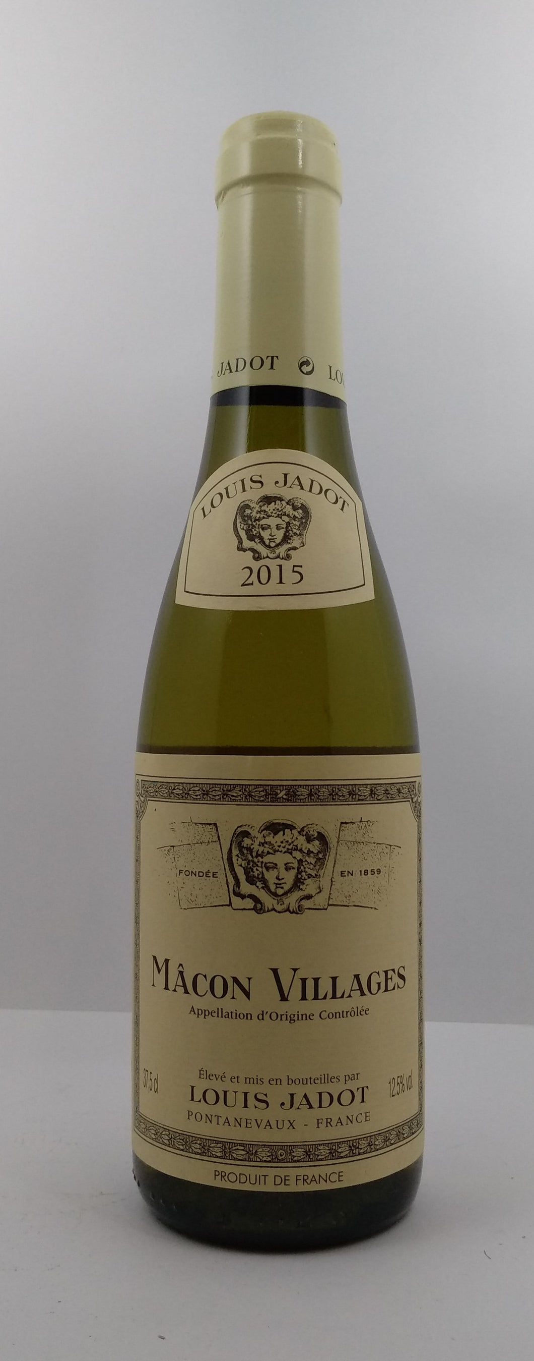 2015 Louis Jabot Macon Blanc Villages 375ml