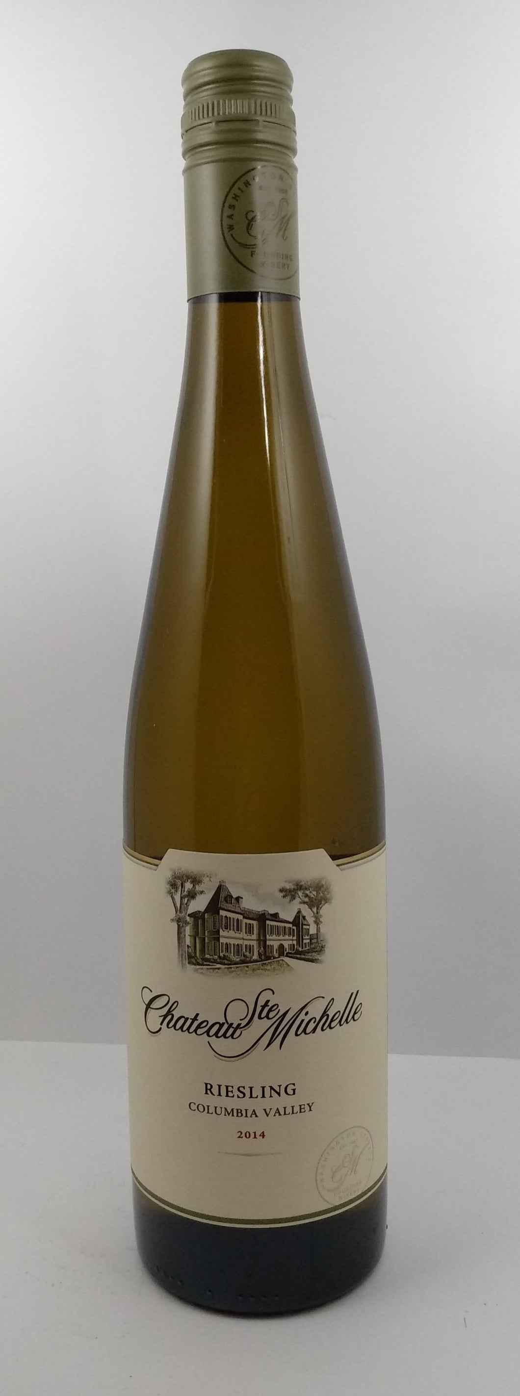 2014 Chateau Ste. Michelle Riesling