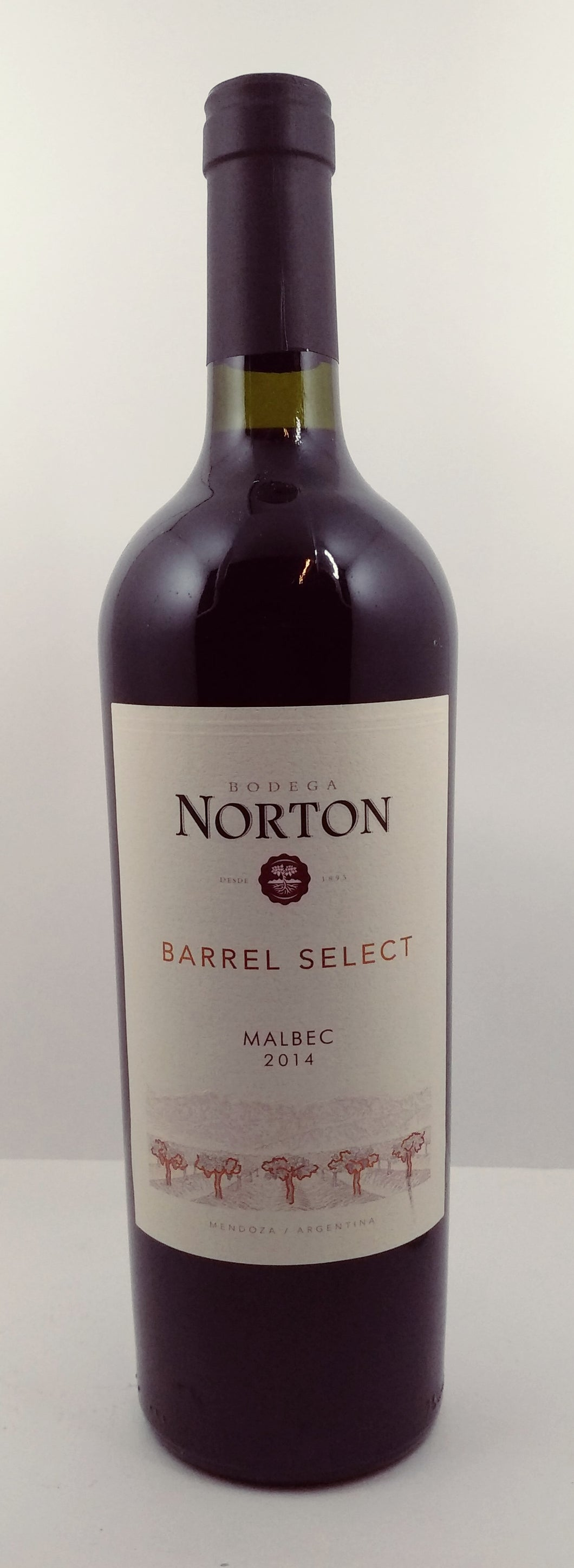 2014 Bodega Norton Barrel Select Malbec