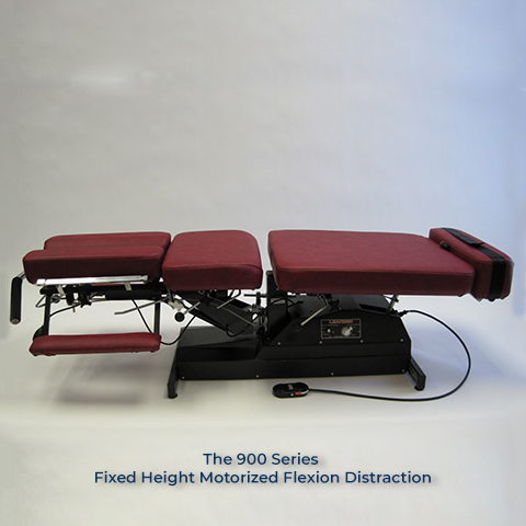 Leander 900 Series Fixed Height Flexion Distraction Table