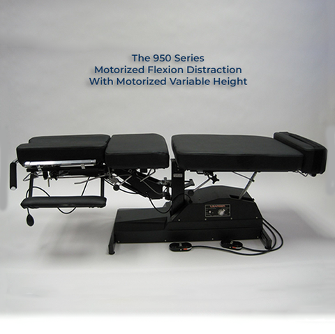 Leander 950 Series Variable Height Flexion Distraction Table