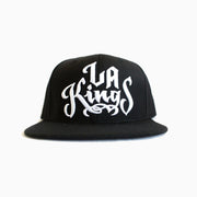 LA KINGS - INTERLOCK SCRIPT HAT