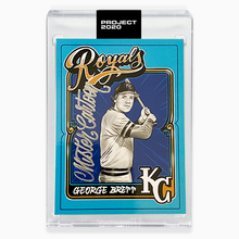 Load image into Gallery viewer, GEORGE BRETT - SIGNATURE EDITION ONE - SILVER - LIMITED TO 75