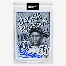 Load image into Gallery viewer, JACKIE ROBINSON AP - HAND EMBELLISHED - SIGNATURE EDITION ONE - LIMITED TO 15