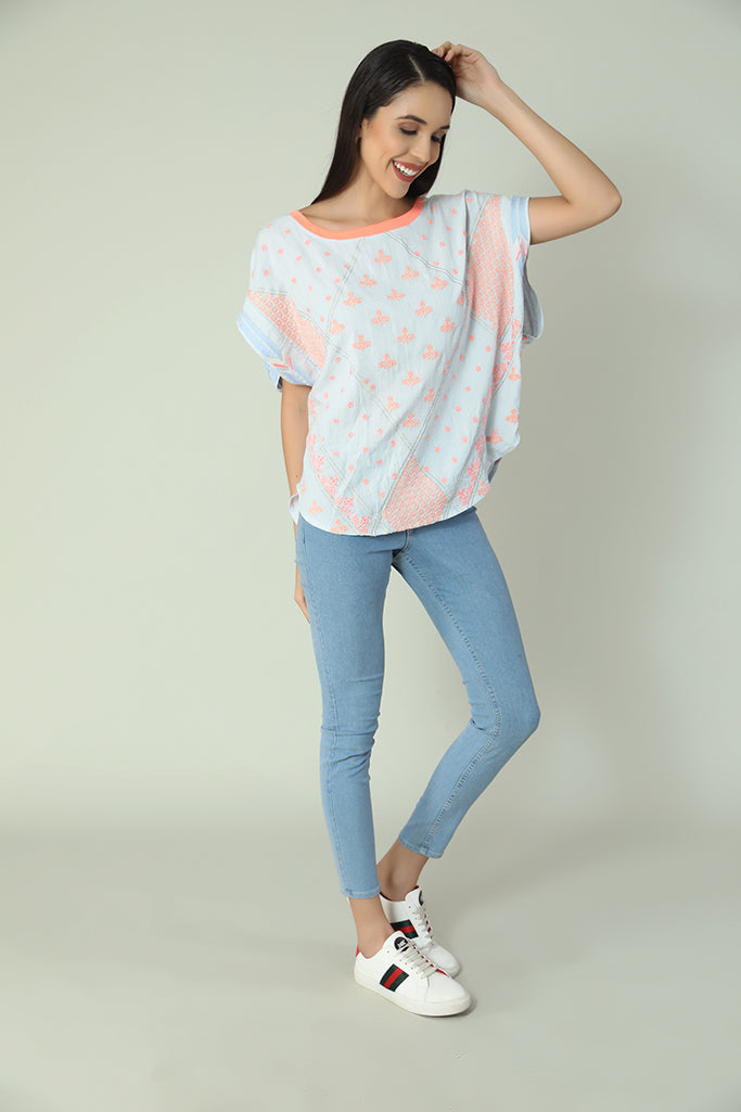 Melon crush top