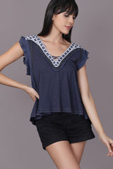 Stylish Flare Top