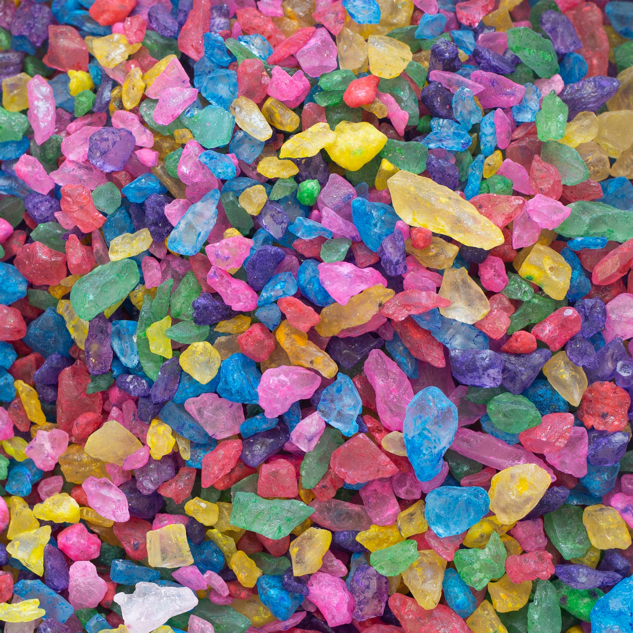 Rock Candy Crystals