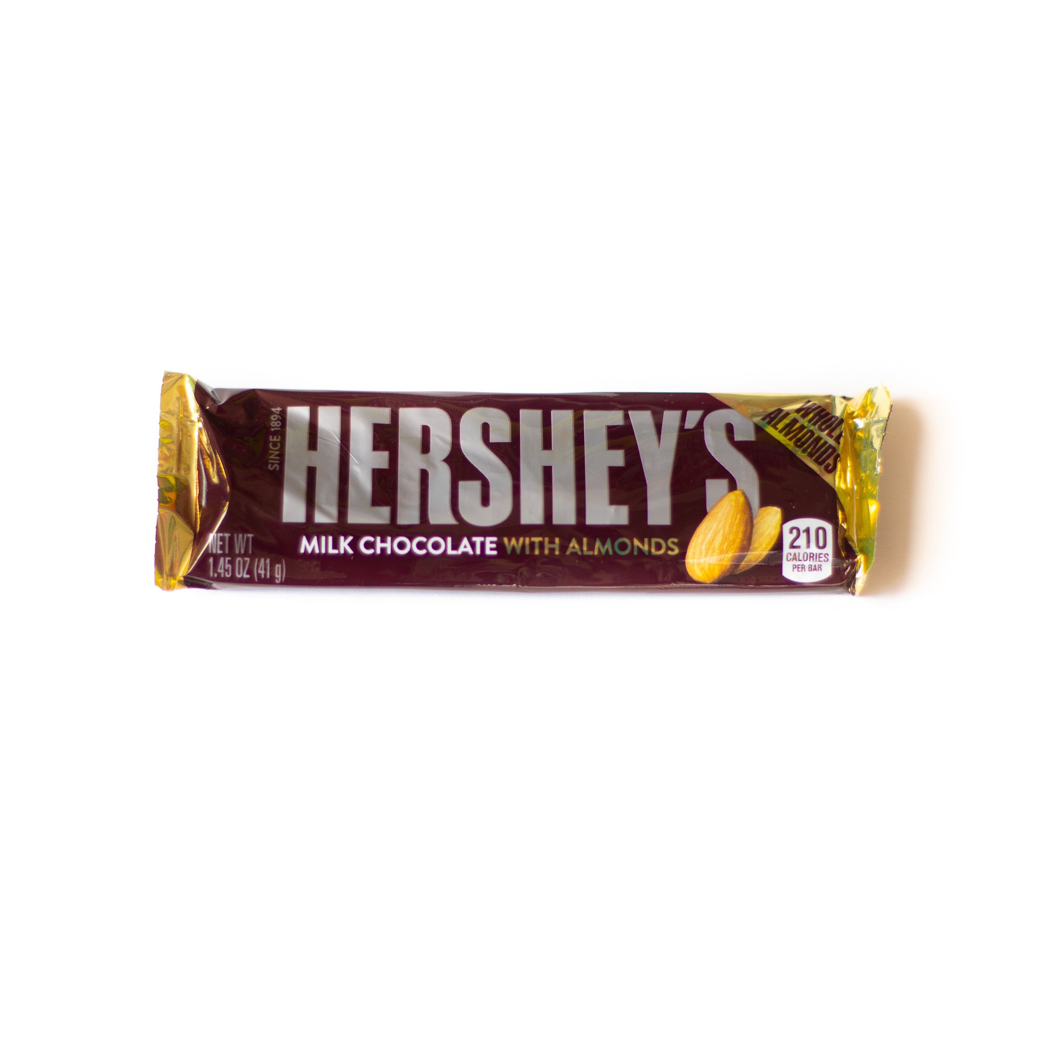 Hershey's Bar with Almonds