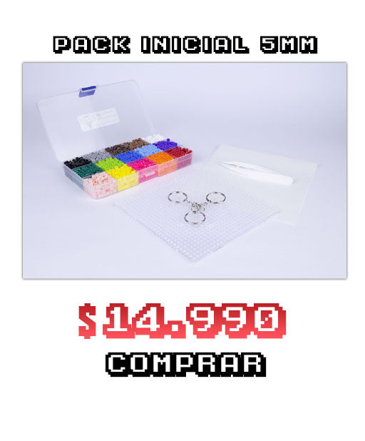 Pack inicial 5mm