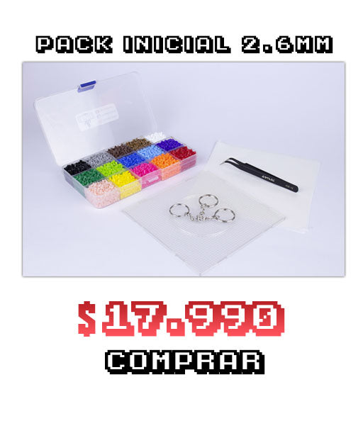 Pack inicial 2.6mm