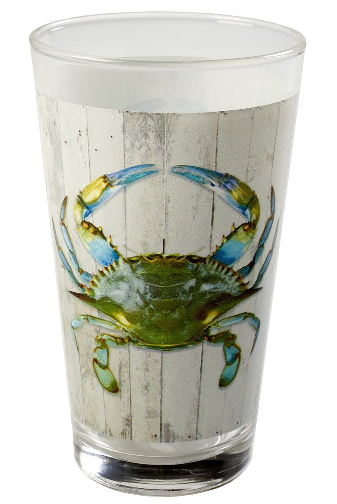 Blue Crab - 16-oz. Pint Glass
