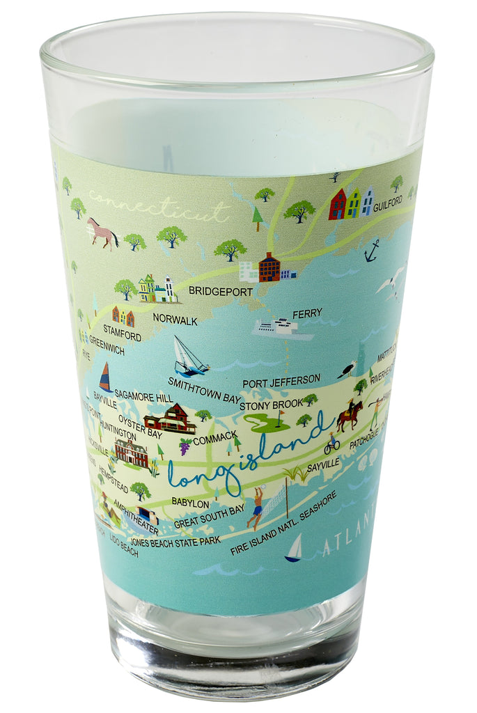 Long Island - 16-oz. Pint Glass