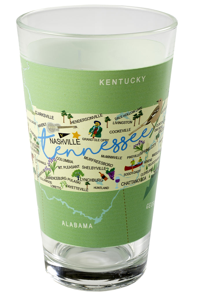 Tennessee - 16-oz. Pint Glass