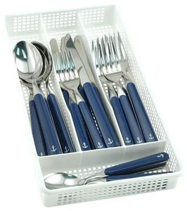 Blue Anchor Flatware