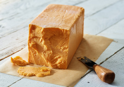 7 Year Aged Yellow Cheddar