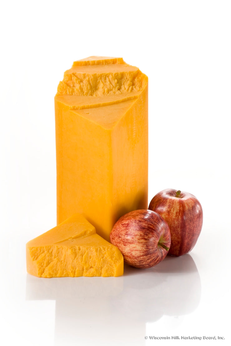 Cinnamon Apple Cheddar
