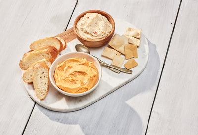 Hot Habanero Cheese Spread