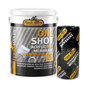 FH ONE SHOT KIT CHARCOAL