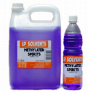 SOLVENTS METHYLATED SPIRITS