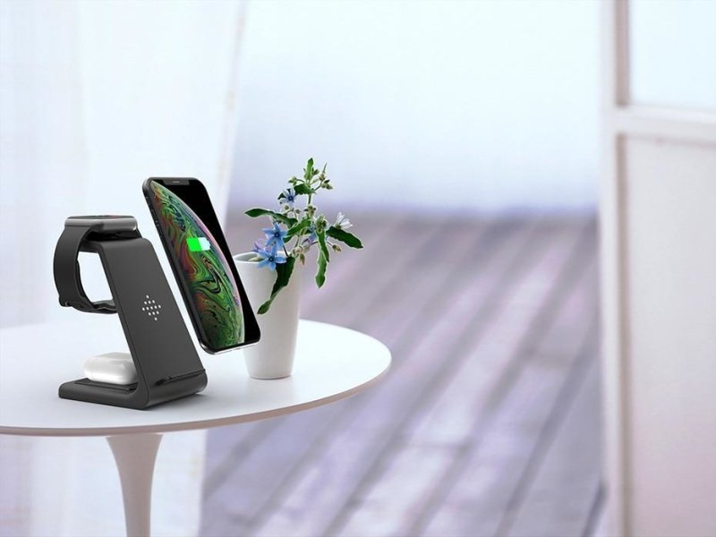 3 In 1 Wireless Charge Stand For Apple-thesalelocker.com