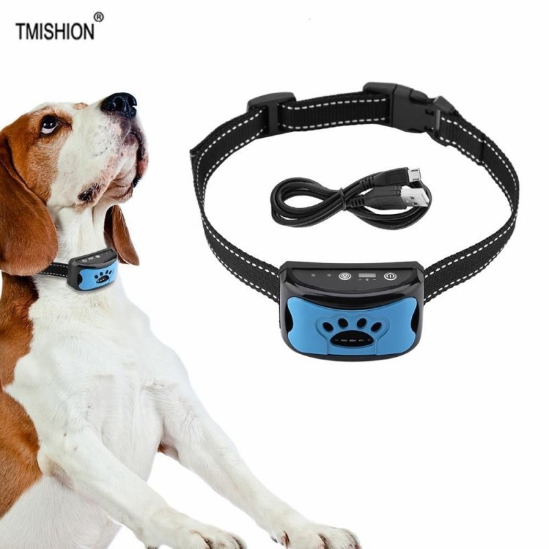 Anti Barking Device Ultrasonic Training Collar - thesalelocker.com