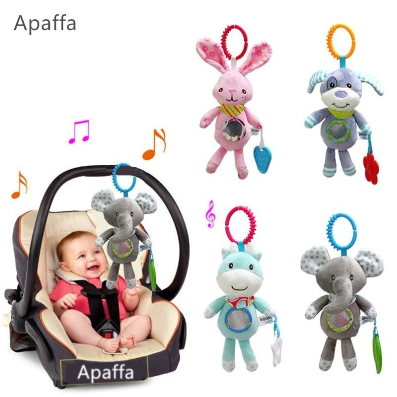 Baby Rattle Soft Hanging Toy mobile-thesalelocker.com