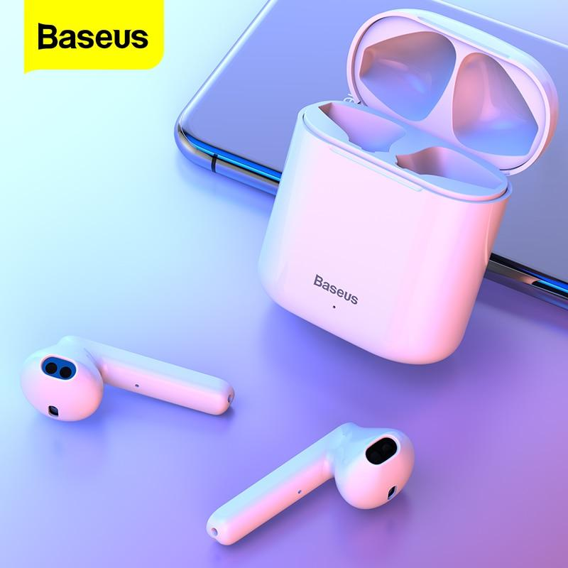 Baseus TWS Wireless Bluetooth Headphones-thesalelocker.com