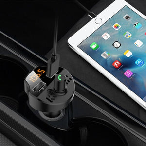 Bluetooth 5.0 Car Mp3 Player Adapter-thesalelocker.com